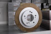 Тормозные диски Dixcel FP-3313061S FP для Honda Civic Type R EK9, Dixcel