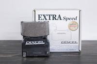 Тормозные колодки Dixcel  Extra Speed ES 345227  EP452 Mitsubishi Lancer Evo X CZ4A Brembo® 2pot задние