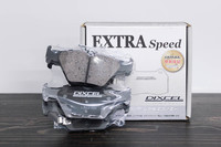 Тормозные колодки Dixcel EXTRA speed  ES 365091ES Subaru XV зад, Dixcel