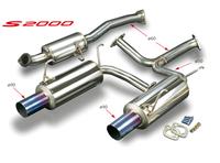 Система выпуска Toda Racing, Honda S2000 F20C/F22C, Toda Racing