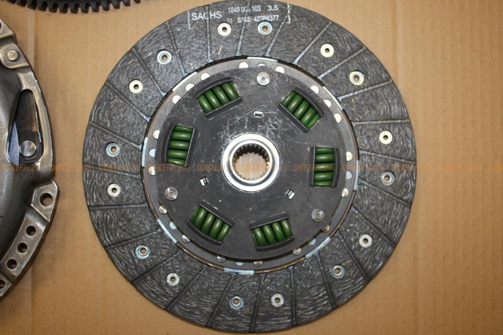Sachs Performance комплект сцепления с маховиком  Audi RS4 B7 8E