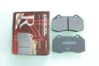 Тормозные колодки Dixcel RA (EIP191) Renault Clio RS, Alfa Romeo MITO, Brembo® 4pot (07.B314.21), передние, Dixcel
