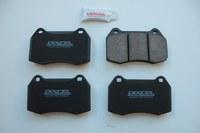 Тормозные колодки Dixcel ES (EP400/F306) Honda Integra DC5 Type R, Brembo® 4pot (07.B314.21), передние, Dixcel