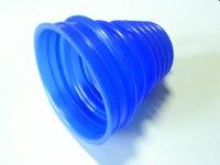 Пыльник привода силиконовый универсальный (20/90*125) синий, Autobahn88