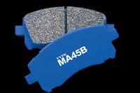 Тормозные колодки ENDLESS MA45B (N84M) EIP241 Porsche 991 GT3, Racing compound, задние, Endless