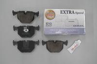 Тормозные колодки Dixcel EXTRA Speed ES 1251143  BMW Z4M E85/E86, E38 728-750, E39 M5, X5 FA30/FBB44, E31 840/850, E46 330 AV30/ M3 BL32, задние, Dixcel