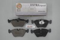 Тормозные колодки Dixcel EXTRA Speed  1211106 ES BMW Z4M E85/E86, X3 E83 2.5i/3.0i,  M3 E46 00/08-, E39 525i/528i/535i, передние, Dixcel