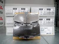 Тормозные колодки Dixcel Extra Speed (ES) Subaru Impreza WRX 4 pot (F941/EP351) Sumitomo прередние