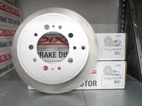 Тормозные диски Dixcel PD Toyota Land Cruiser 200 Lexus LX570 задние комплект 2 шт., Dixcel