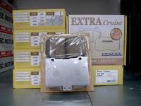 Тормозные колодки Dixcel  Extra Cruise (EC) EP428/F393 Honda Legend (KB1/KB2) / Honda Acura RL  передние, Dixcel