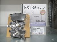 Тормозные колодки Dixcel EXTRA Speed (ES) Honda Crosstour , CR-V, Accord CU2/CW2 2012~ задние, Dixcel