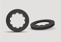 Комплект сменных полотен Dixcel для тормозных дисков Nissan GTR R35 перед d=380мм с крепежом, Dixcel