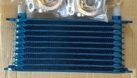 Радиатор маслянный 10 рядов, NS1010G, Greddy