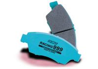 Тормозные колодки Project Mu Racing999 F236 (передние) Nissan Silvia, Skyline, Fairlady Z Z32, Project Mu