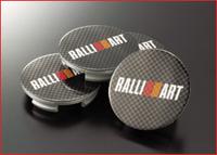 Комплект крышек центрального отверстия RalliArt, RalliArt