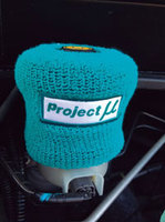 Чехол на тормозной бачок Reservoir tank cover, Project Mu