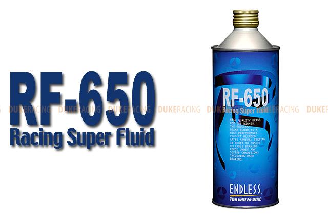 Высокотемпературная тормозная жидкость Endless RF-650 0.5L