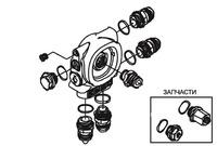 Адаптер маслянного кулера с термостатом Тип-I 3/4×16UNF-AN10, Greddy, GReddy