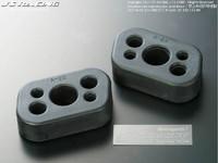 Втулки подвеса для система выпуска 60RS J's Racing, Honda Accord CL7 две трубы, J's Racing